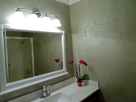 Bathroom Lighting Above Vanity With Unique Example In