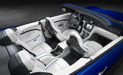 maserati blue interior maserati granturismo blue interior