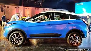 Tata Nexon To Get New Grille Design Soon  Details Leaked
