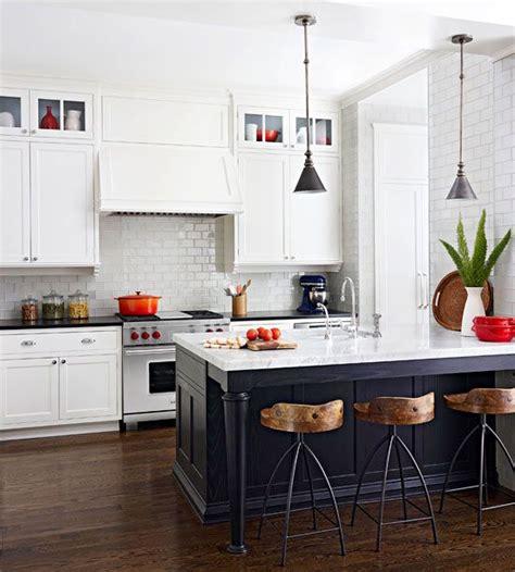 white farmhouse kitchen island navy blue kitchen islands or trendy