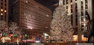 Christmas Tree Rockefeller Center History by Weihnachtlich Der Weihnachtsbaum Am Rockefeller Center