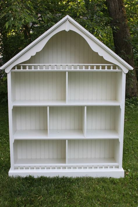 pottery barn kids dollhouse bookcase doll house plans