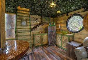 Best Kids Tree Houses Interior