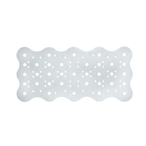 tappeto vasca da bagno tappeto per vasca da bagno in pvc antiscivolo 34x72 cm