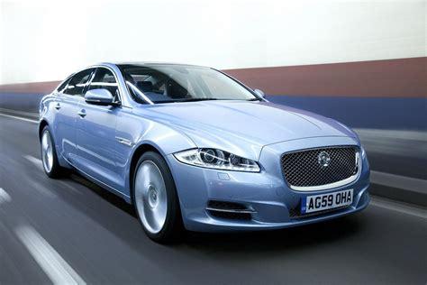 jaguar xj named scotlands   luxury car
