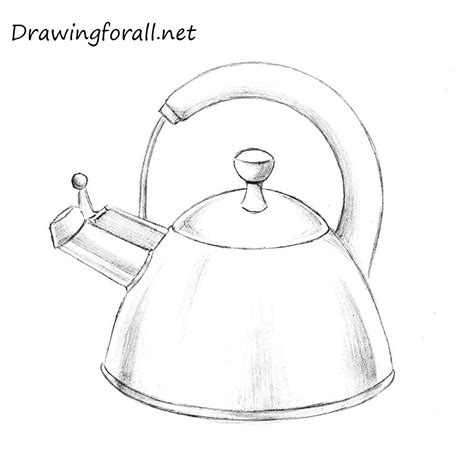 draw  kettle drawingforallnet