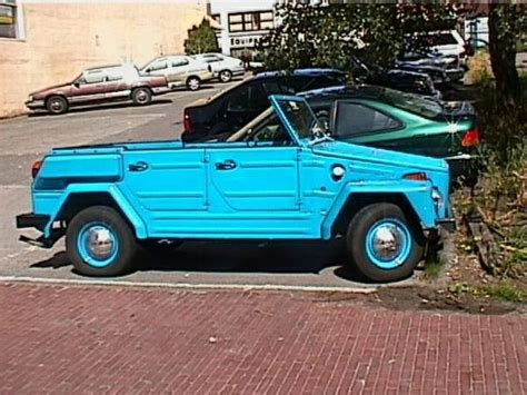 Vw Thing For Sale In British Columbia