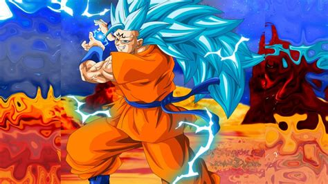 Goku Final Form Dragon Ball Super Wallpaper 2018