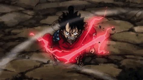 Luffy became depressed when he misread his new bounty as 150,000,000. ϟ HAKI 95 ϟ — EPISODIE 4 - FAIRY TAIL Gif by:...