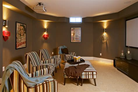 media room paint colors family room transitional with