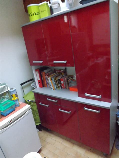 laque meuble cuisine meuble de cuisine laqué mon vide grenier