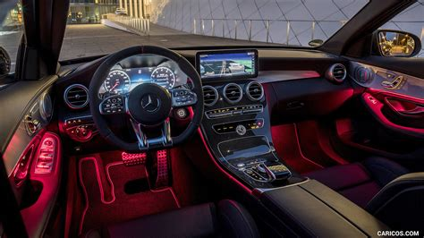 See design, performance and technology features, as well as models, pricing, photos and more. 2019 Mercedes-AMG C43 4MATIC Sedan - Interior | HD Wallpaper #118