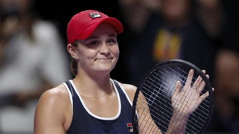 Barty's slip of the tongue after jaw-dropping $6.4m ...