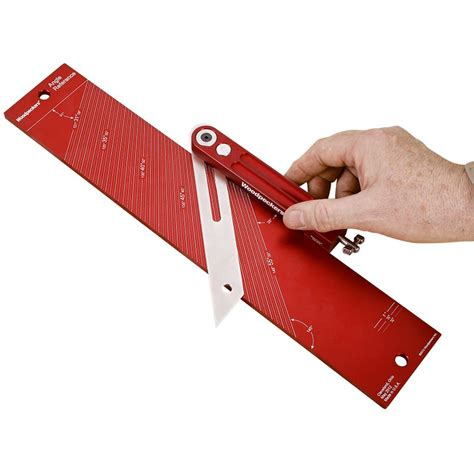 woodpeckers onetime tool bevel gauge