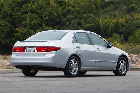 2005 Honda Accord Hybrid Photo Gallery