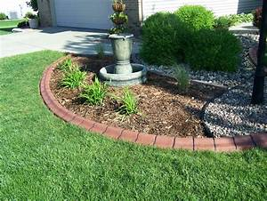 Best Flower Bed Edging Ideas For Your Home Landscape ~ haammss