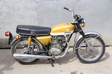 honda cb 125 restoration honda cb125s project for sale running
