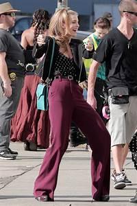 Annalynne McCord and Shenae Grimes Film '90210' - Zimbio