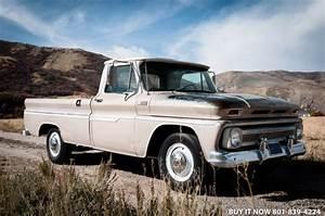1965 Chevy C20  California Patina Shop Truck  All Original