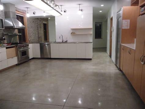 kitchen concrete floor google search concrete floor