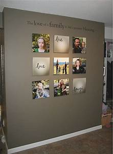 Cool Family Photos Display Ideas That Will Keep Your Memories Alive