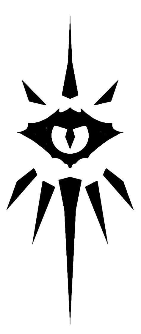Class Symbol: Warlock   D&D Gallery: Player's Handbook