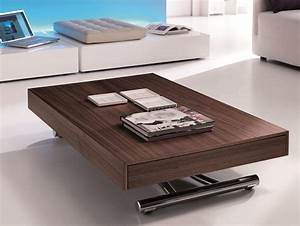 Height adjustable coffee table coffee table design ideas for Movable coffee table
