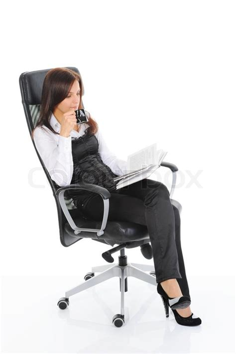 when you sit in a chair with a back do you