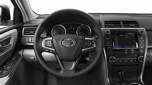 2016 Toyota Camry  Steering Wheel Controls