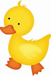 Duck clipart baby animal - Pencil and in color duck ...