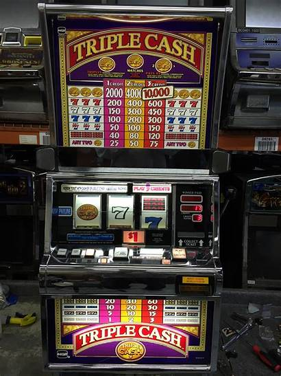 Cash Triple Slot Igt Machines Slots Classic