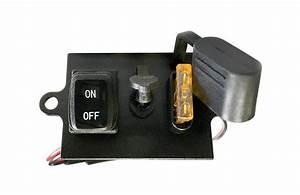 Wiring Harness W   New Switch - 5 Gallon