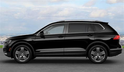 volkswagen tiguan exterior color options
