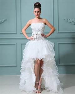 beautiful strapless wedding dress a dress style to look With beautiful short wedding dresses