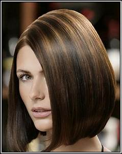 Short Highlighted Hairstyles Fade Haircut