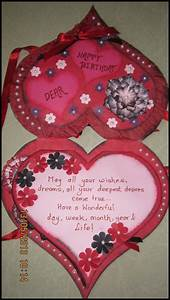 I Love U Cards For Boyfriend Handmade | Examples and Forms