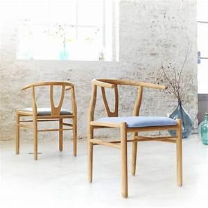 Chaise Scandinave Accoudoir : 17 id es d co de chaises en bois esprit scandinave ~ Teatrodelosmanantiales.com Idées de Décoration