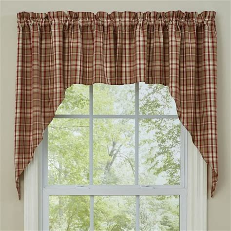"Cumberland Window Curtain Swag 72"" x 36"""