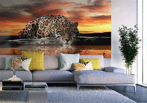 wild cat jaguar wall murals  wall homewallmuralscouk