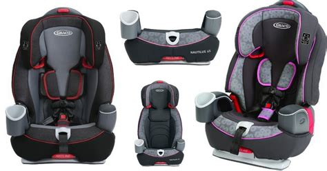 Graco Nautilus 3-in-1 Harness Car Seat/booster