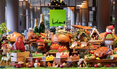 christmas buffets anaheim 2018 parkroyal on pickering singapore and new year at lime restaurant