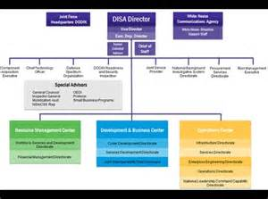 our organization structure