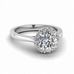 Ring settings prong pave bezel and channel set diamond for Diamond wedding ring settings