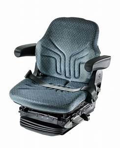 Air Suspension Seats - Grammer Air Suspension Seat