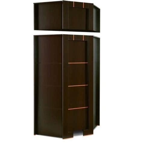 meuble angle chambre armoire dressing d angle 1 porte moderne wenge avec