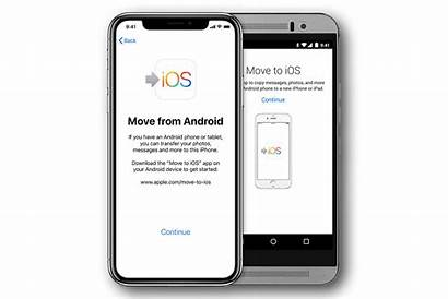 Iphone Android Switch Switching App Easy