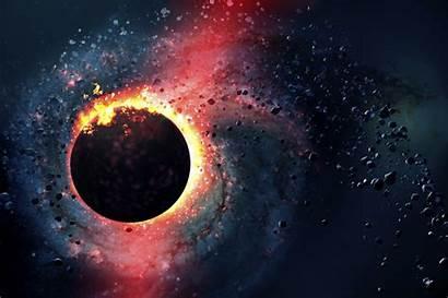 Bang Universe Explosion Star Crunch Universo Did