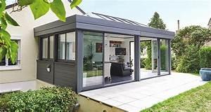 Veranda Rideau Pergola : pergola bioclimatique veranda rideau veranda ~ Melissatoandfro.com Idées de Décoration
