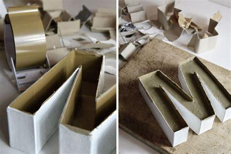 Kunst Aus Beton Selber Machen by Beton Buchstabe Anleitung2 Beton Schrift Beton Diy