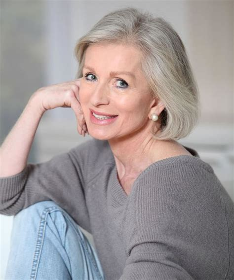 2018 Short Hairstyles For Older Women Over 50  How To Style Short Haircuts Hairstyles
